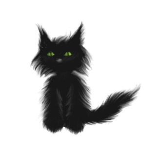 Картинки и рисунки кошек котов и