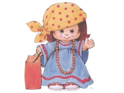 Девочка с сумкой описание девочка