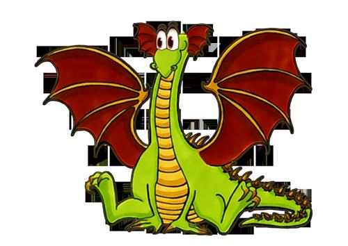 Картинка дракоши для детей