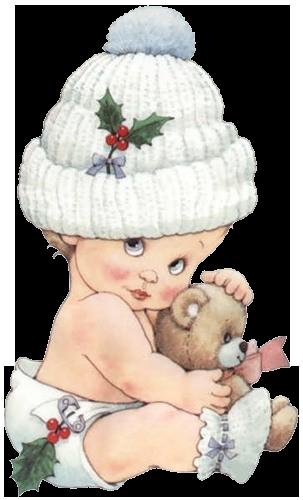 Рисунок иллюстрация малыш с