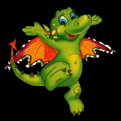 Добр рисунки с драконом