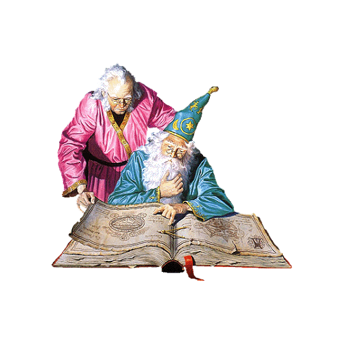Картинки по запросу волшебник в колпаке без фона