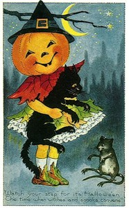 Быстро сделать костюм для хэллоуина